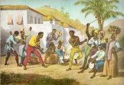 capoeira historia