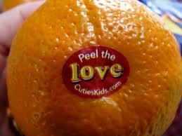 peel the love