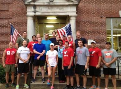 3 mileYMCA  fun run