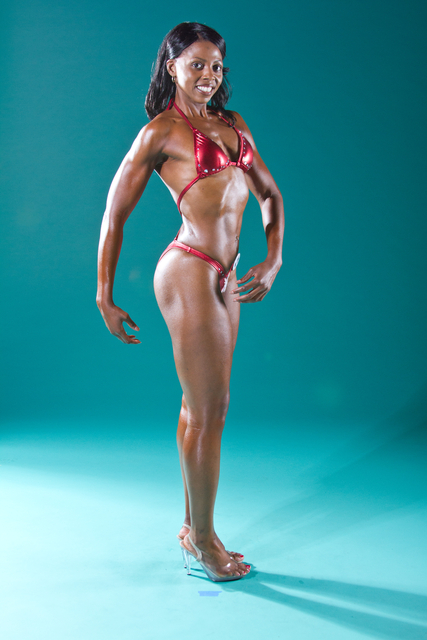 NPC Music City Muscle Novice Figure 2013