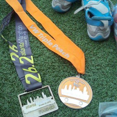 Two chainz full marathon plus triple peach